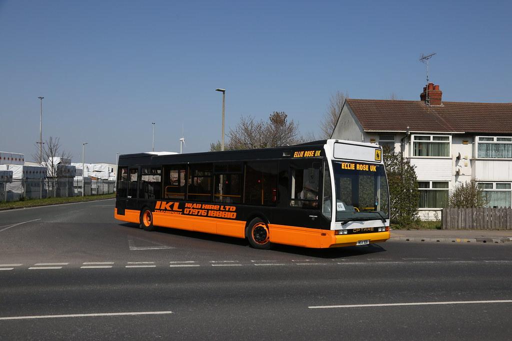 Ellie Rose Travel of Hull MSV926