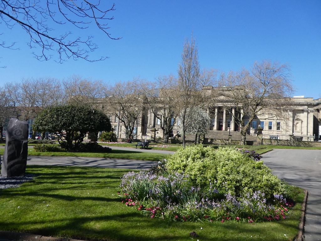 St. John's Gardens, Liverpool