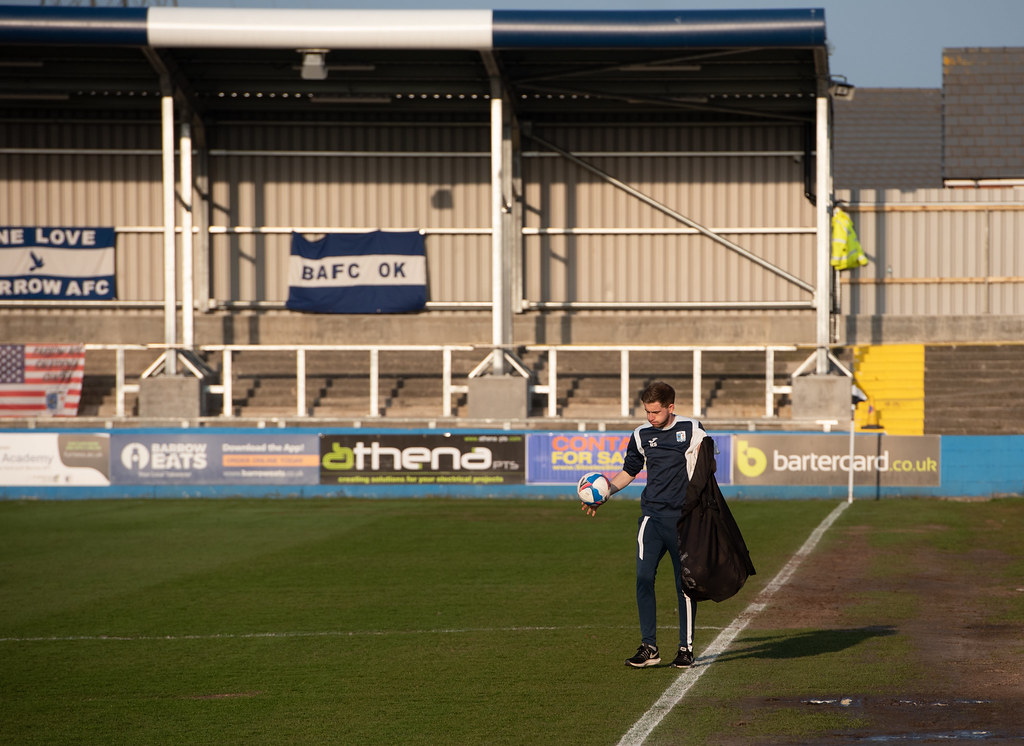 BAFC v Port Vale