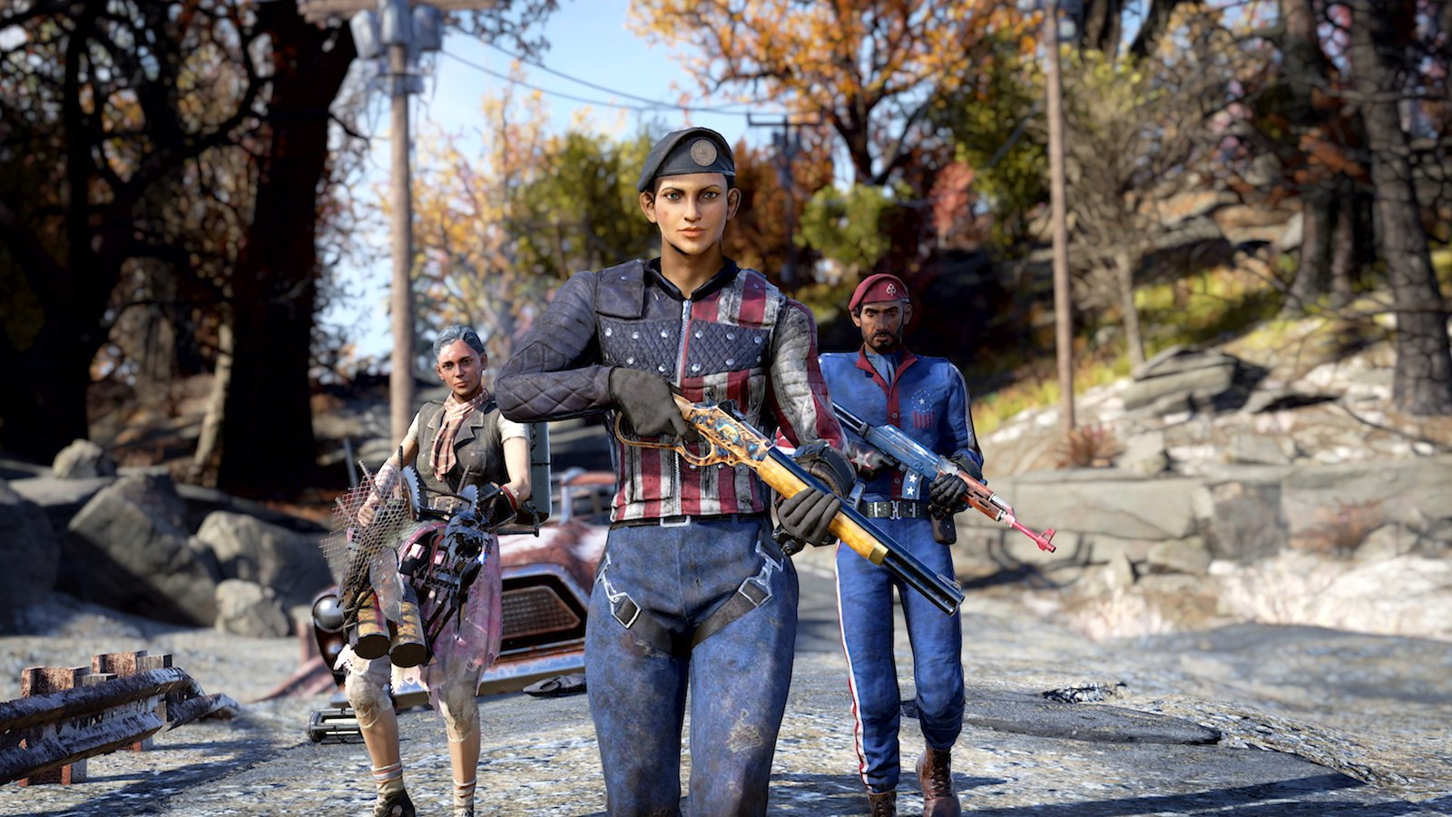 Fallout 76 - Locked & Loaded Update