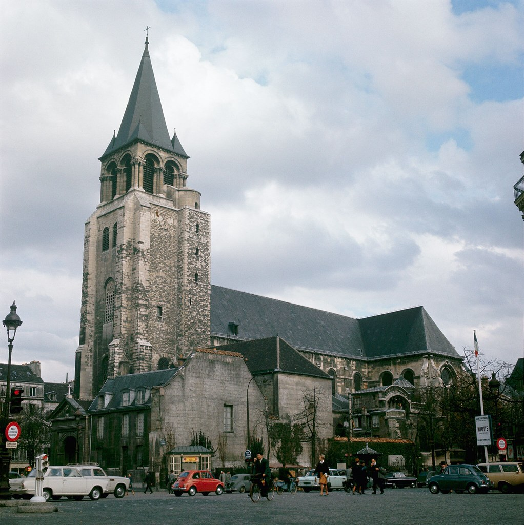 07. Сен-Жермен-де-Пре