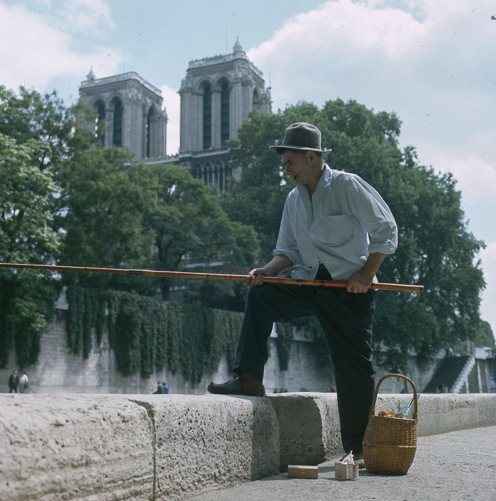 17. Рыбалка на Сене