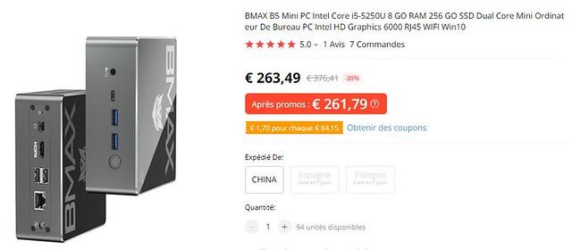 BMax MaxMini B5