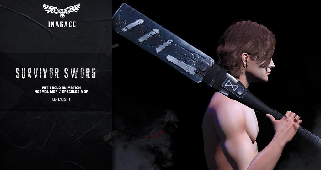 INAKACE * SURVIVOR SWORD