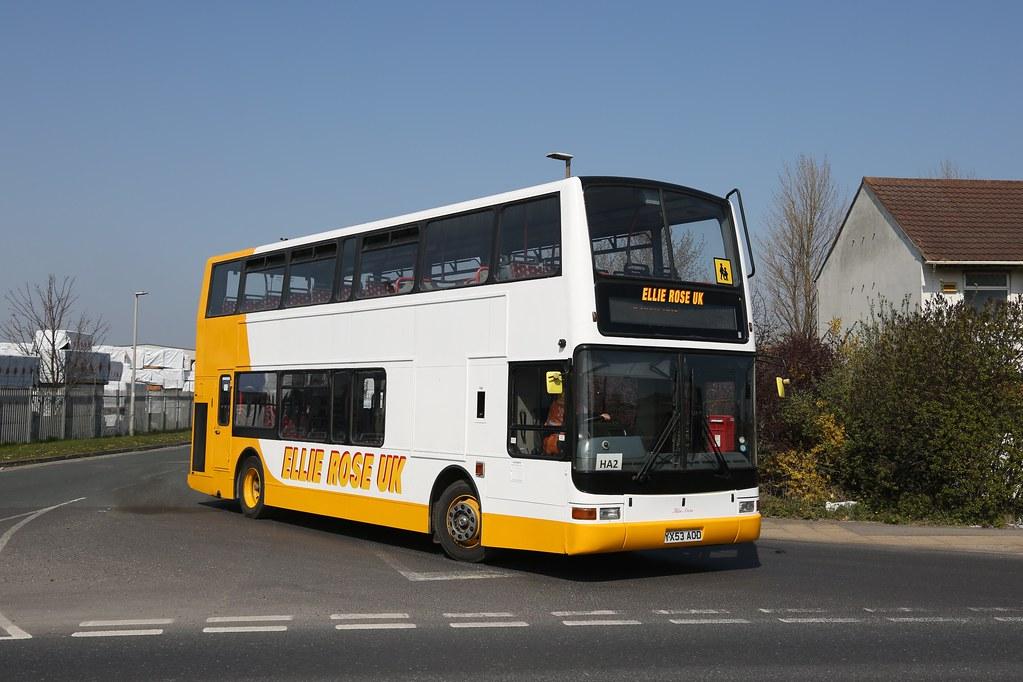 Ellie Rose Travel of Hull YX53AOD
