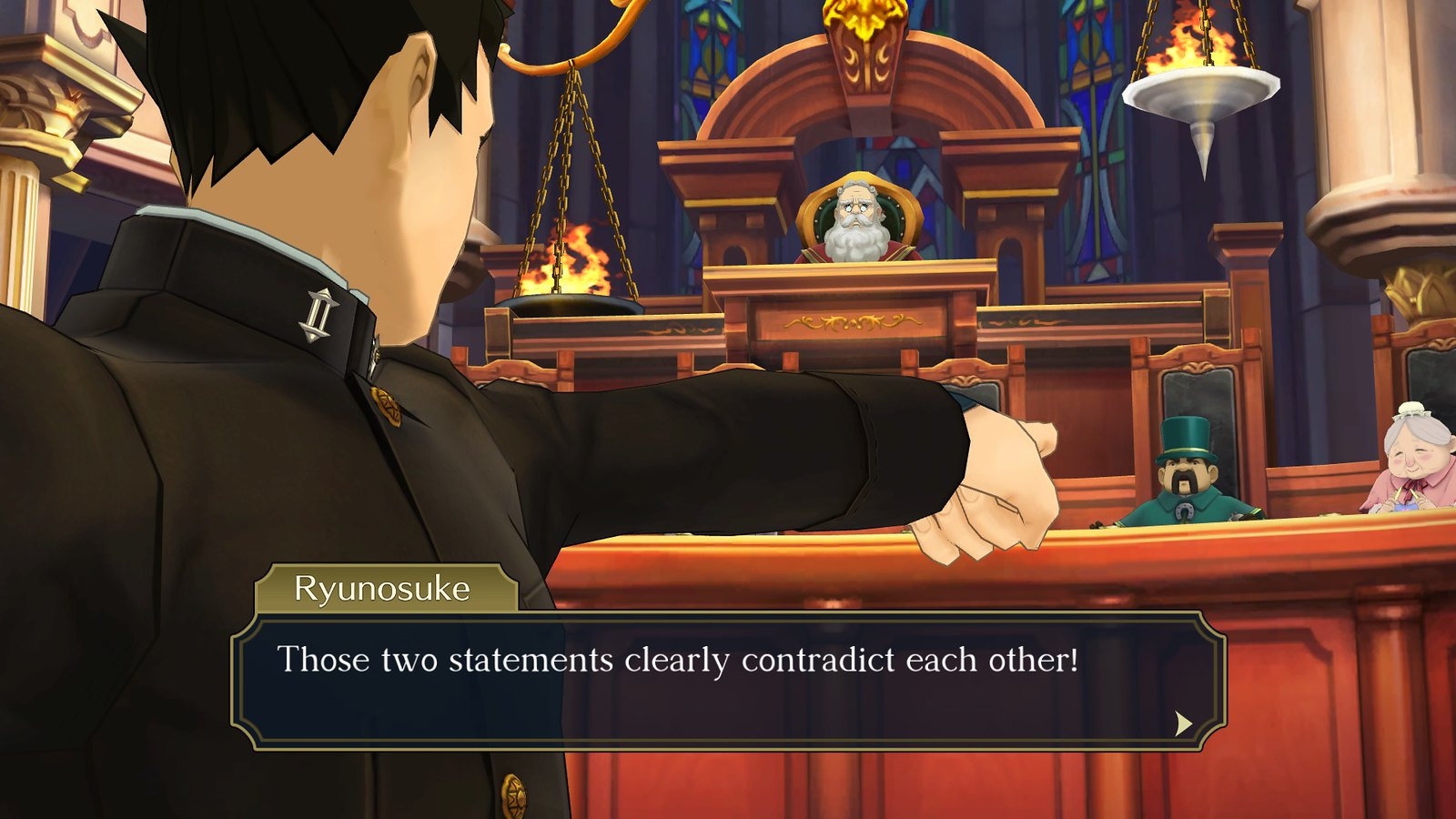 The Chronicles of Great Ace Attorney