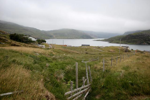 Loch Glencoul near Kylesku