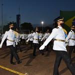 Deputado Roosevelt Vilela participa da formatura do espadim dos cadetes da 24ª turma do CFO da PMDF