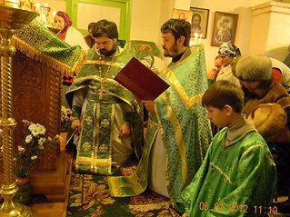 20.04.2021 | 25-летие прихода святой Ксении Петербургской в Рогавке
