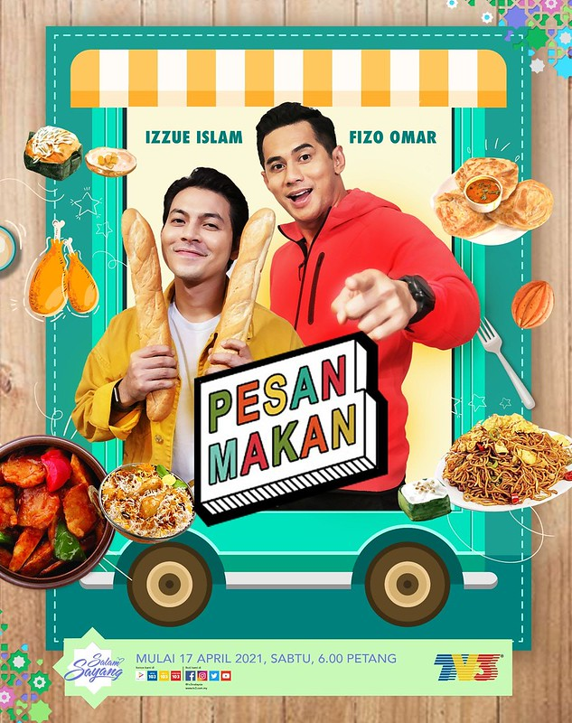 Poster PESAN MAKAN