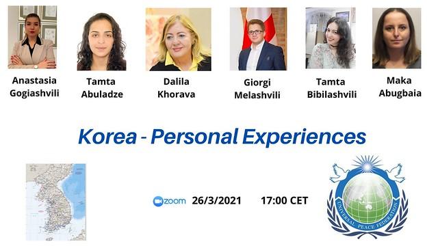 Georgia-2021-03-26-Georgians Recall Personal Korea Experiences