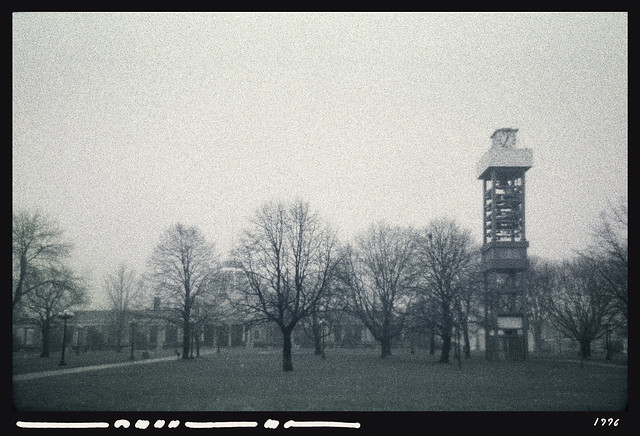 Martin Loeffler, 1996, CNE — Bell Tower Park