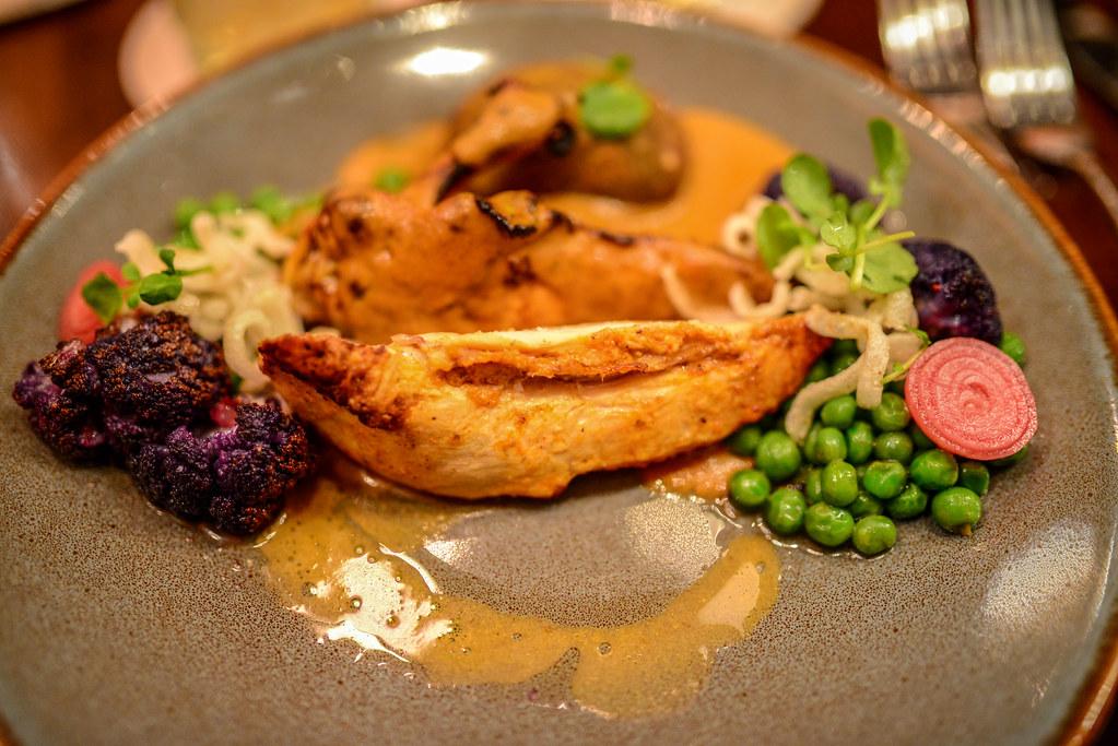 Butter Chicken Tiffins AK