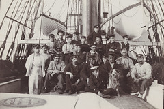 Crew, Southern Cross, British Antarctic (Southern Cross) Expedition, 1898-1900, William Colbeck