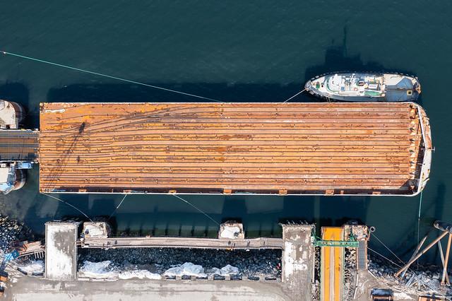 CN Barge