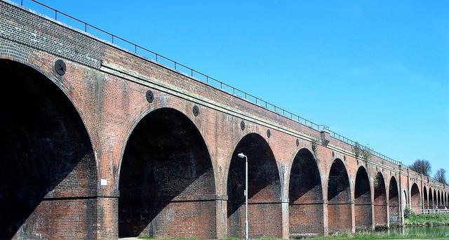 Fareham Creek Viaduct