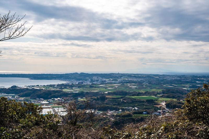 三浦富士からの展望
