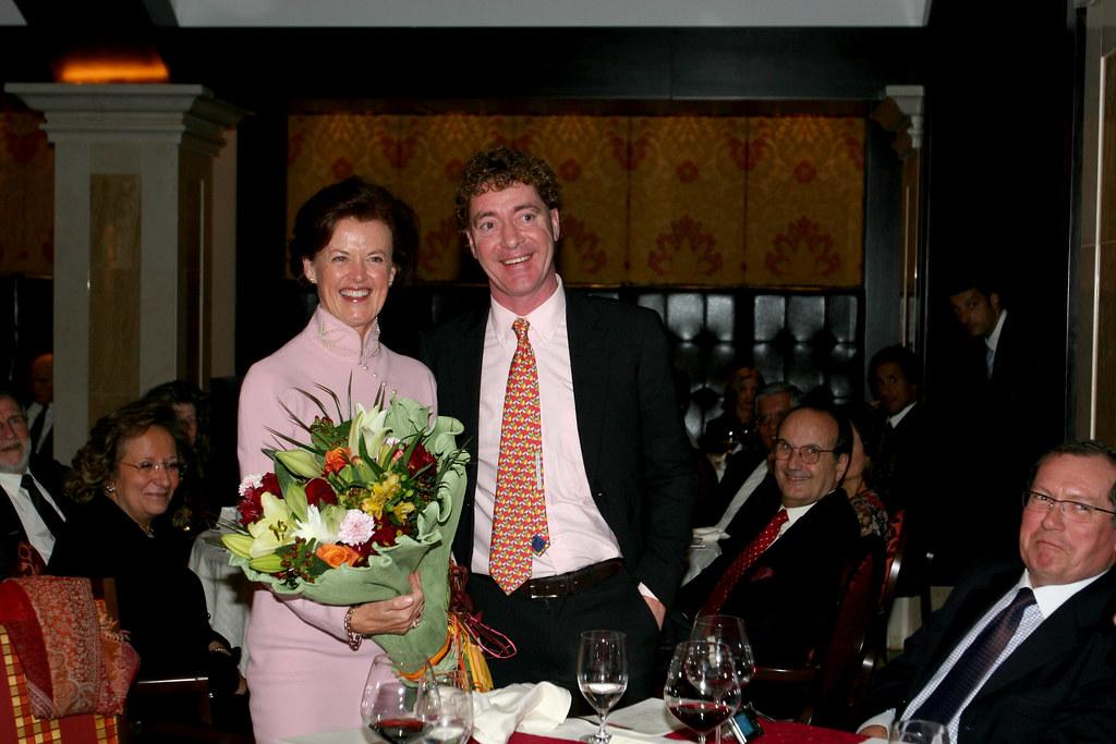 Farewell dinner 2006