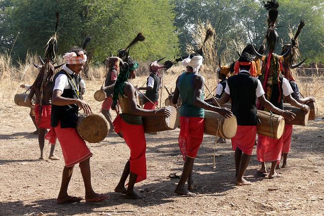Danse des Bisons-Horn
