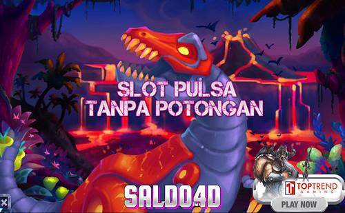 Judi Slot King Dinosaur Top Trend Gaming SALDO4D