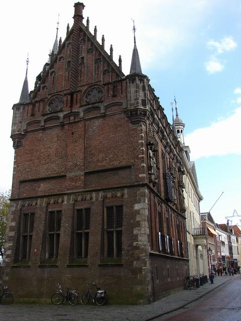 kampen town hall