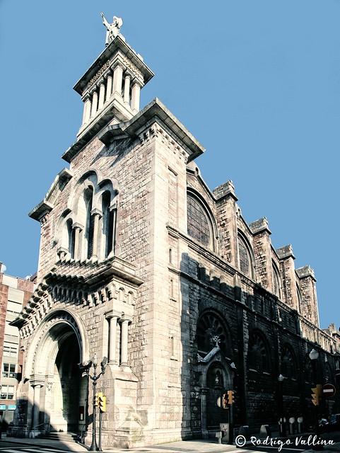 Basílica del Sagrado Corazón (Gijón)