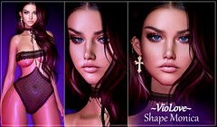 ~VioLove~ ♥ Shape Monica ♥