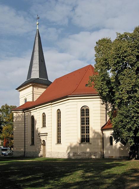 Potsdam - Friedrichskirche