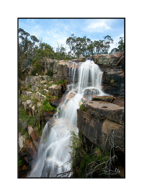 Gibraltar Falls Canberra ACT Australia