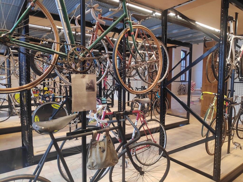 Koers museum. Roeselare.