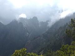 Punta di Ferru et Bocca di Fumicosa depuis Paliri