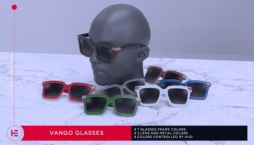 HEVO - Vango Glasses