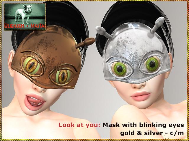 Bliensen + MaiTai - Look at you - Mask
