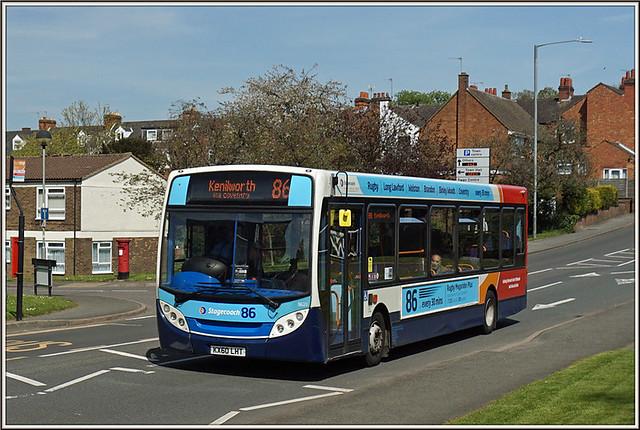 Stagecoach 36211