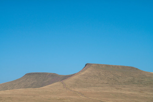 Pen y Fan & Corn Du