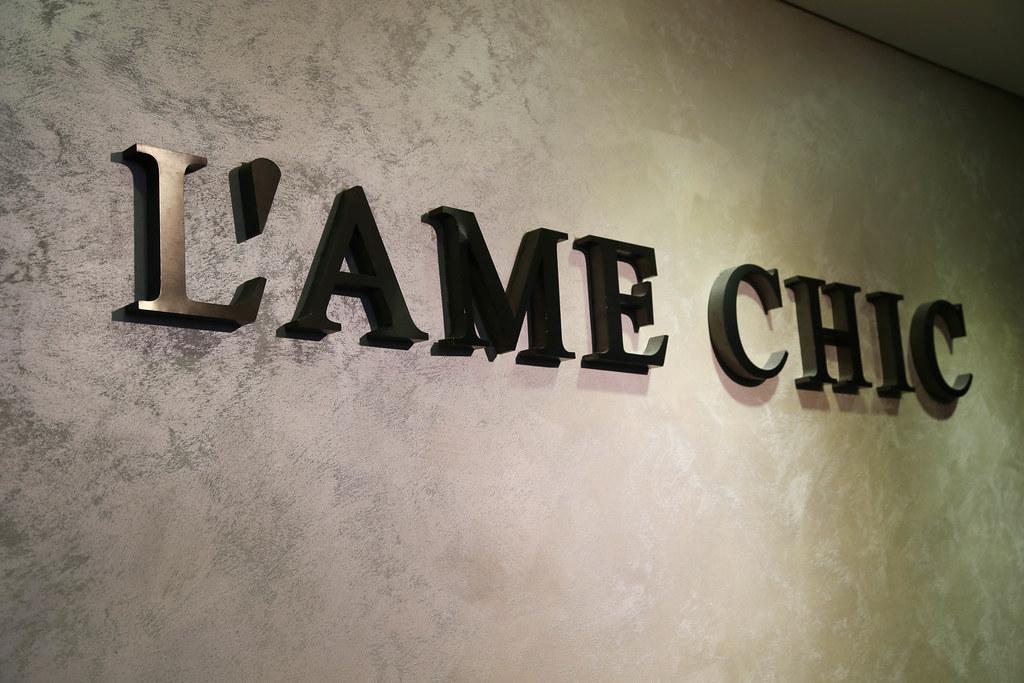 L'AME CHIC西服體驗 (14)
