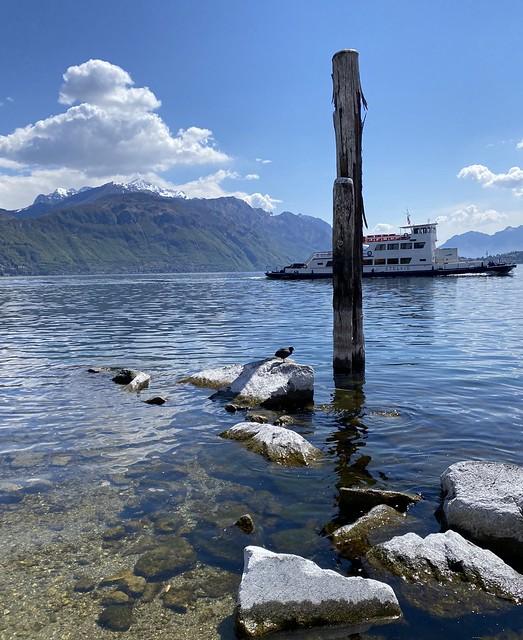 Lago di Como , Menaggio