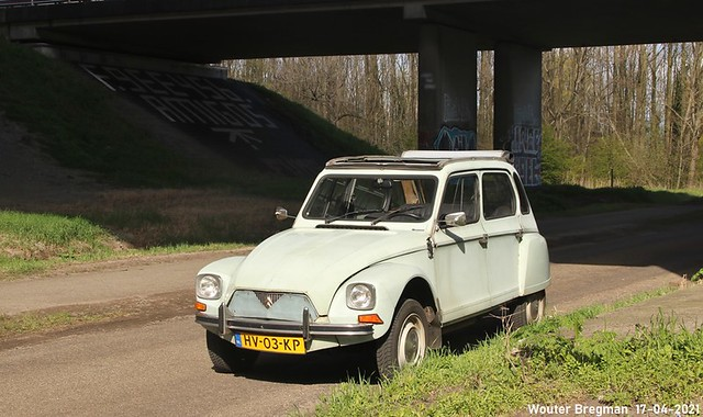 Citroën Dyane 1982