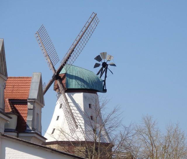 Mühle in Kappeln