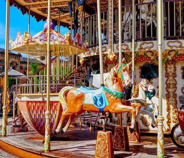 San Sebastián Carousel