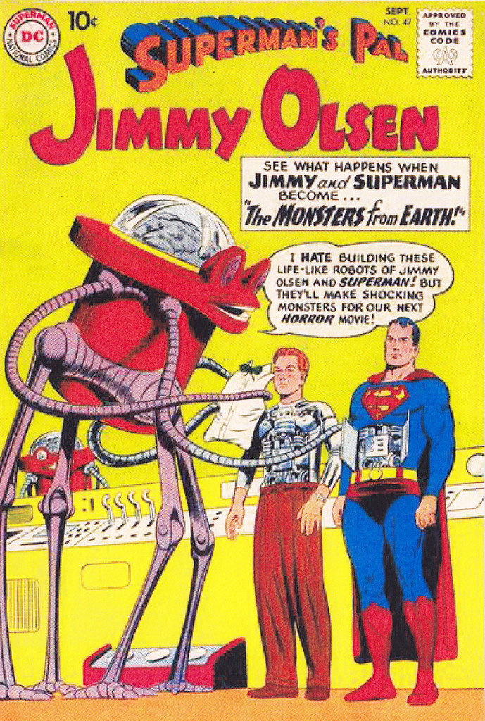 Superman's Pal, Jimmy Olsen #47