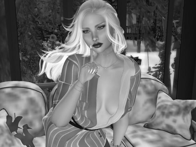 Ecru Couture - Natasha  ... DOUX  Summer Day Hair