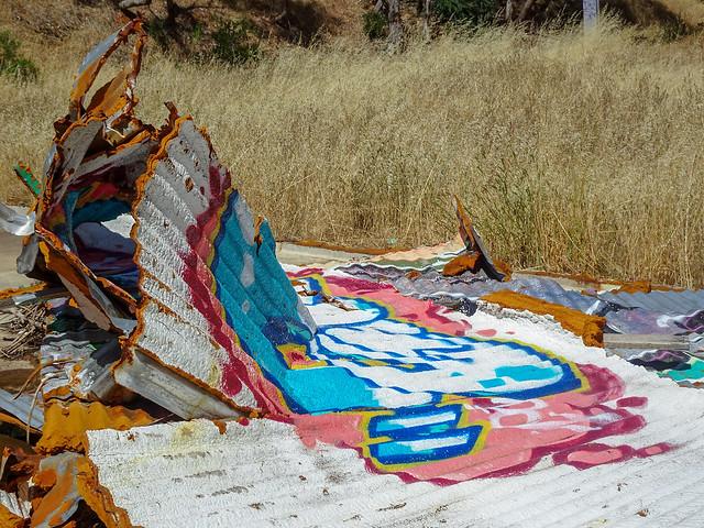 Dismantled Graffiti