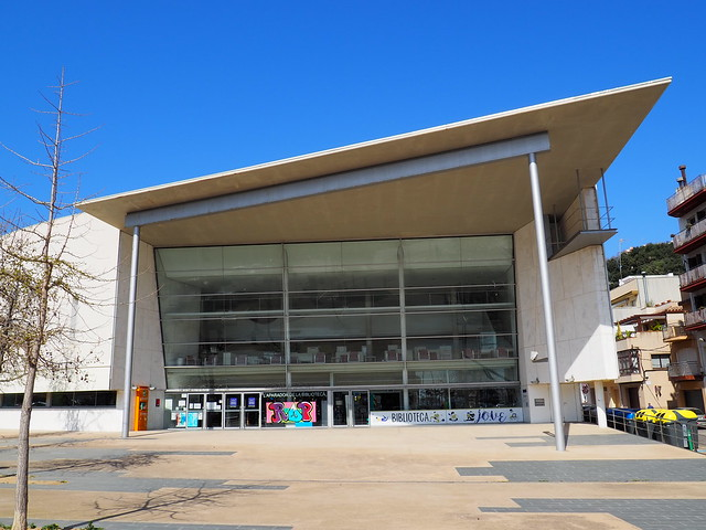 Biblioteca Comarcal de Blanes_P3280001