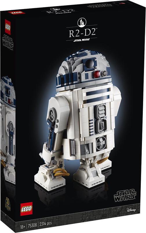 R2-D2 Box Front