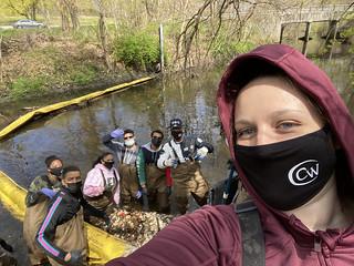 Westchester Bronx River Cleanup