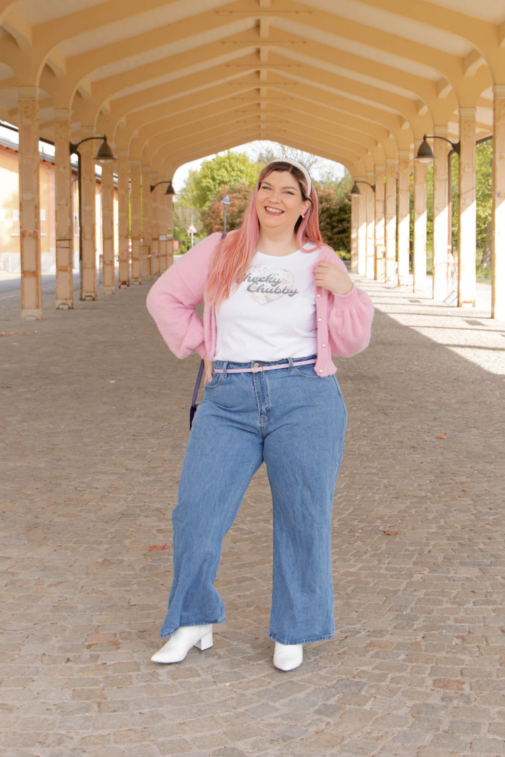 OUTFIT CURVY vision plus size jeans (8)