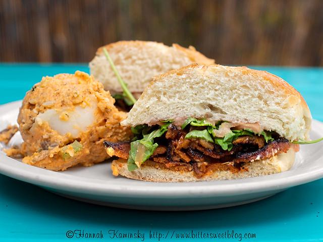 Counter Culture - Apple Bacun Sandwich