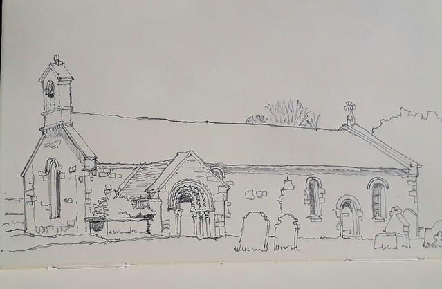 Church of St Nicholas, Askham Bryan, York