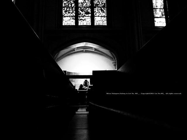Church chaise longue.